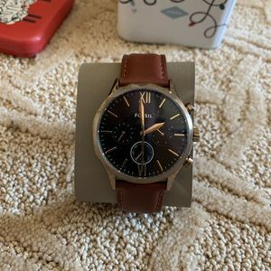 NWT Men's Fossil Watch 'The Fenmore'